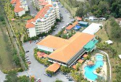 Sky View of Teluk Batik Resort