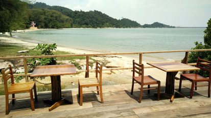 Teluk Batik Resort Cafe