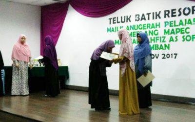 Majlis Anugerah Pelajar Cemerlang-Mahaad Tahfis As-Sofa-01